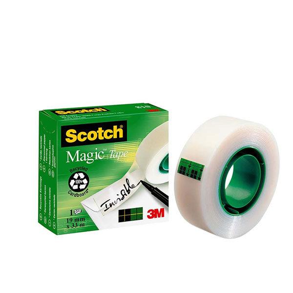 Selotejp SCOTCH Magic tape 810 19x33m