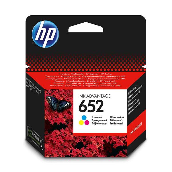 HP ink No.652 color