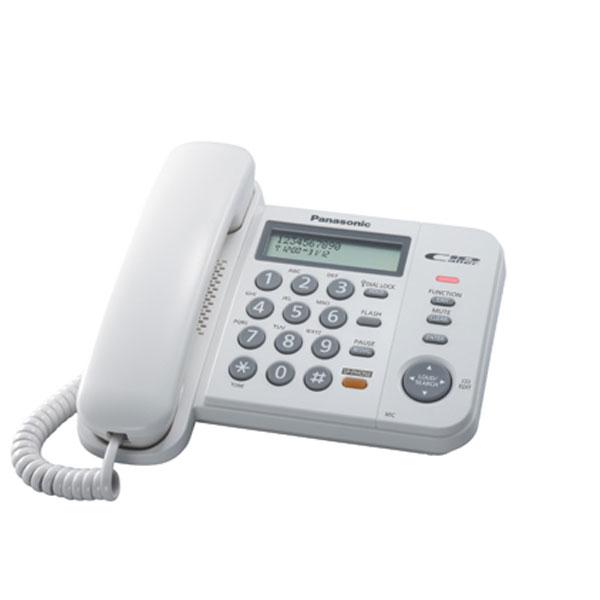 Telefon Panasonic KX-TS580FXW