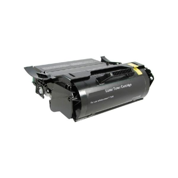 LEXMARK cartridge compatibile T650/Retech