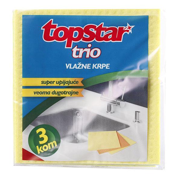 Trulex krpa TOP STAR Trio 1/3