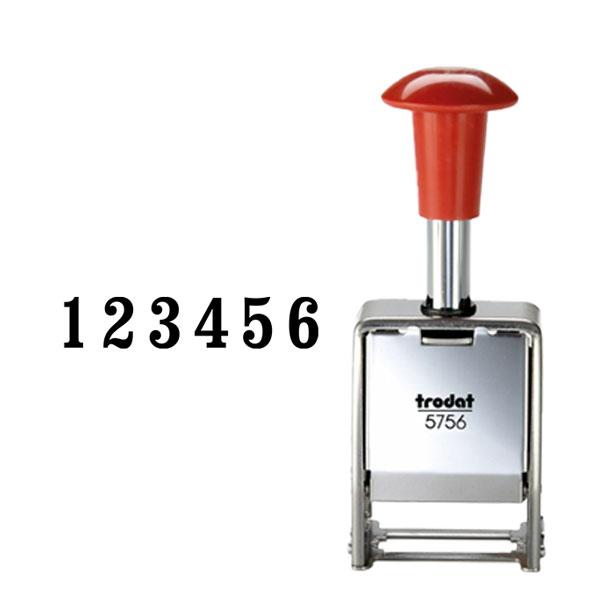 Numerator TRODAT 5756 5