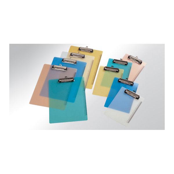 Podloga PVC transapent sa klipsom A4