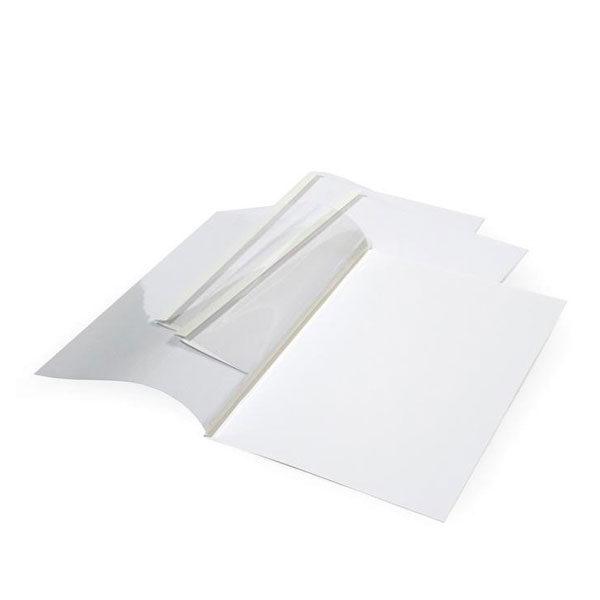 Korice za termo koričenje A4 4mm bele 1/100