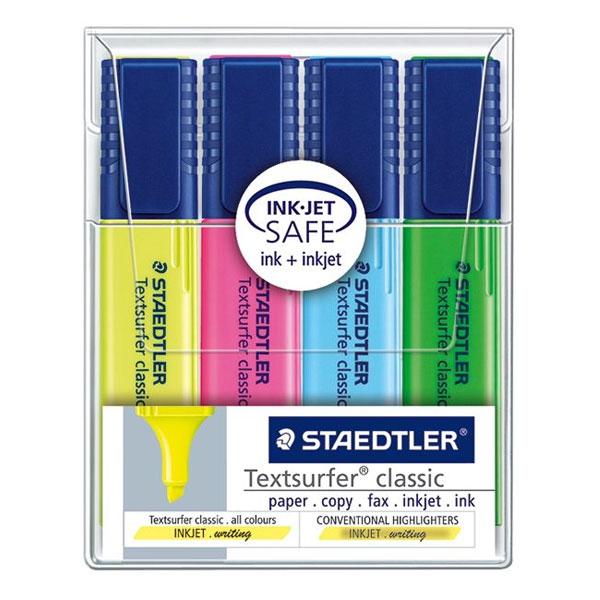 Text marker STAEDTLER 1/4 FLUO