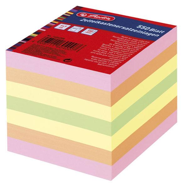 Kocka za poruke Herlitz mix boja