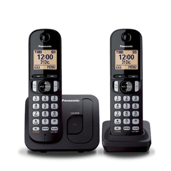 Telefon bežični Panasonic KX-TGC212FXB
