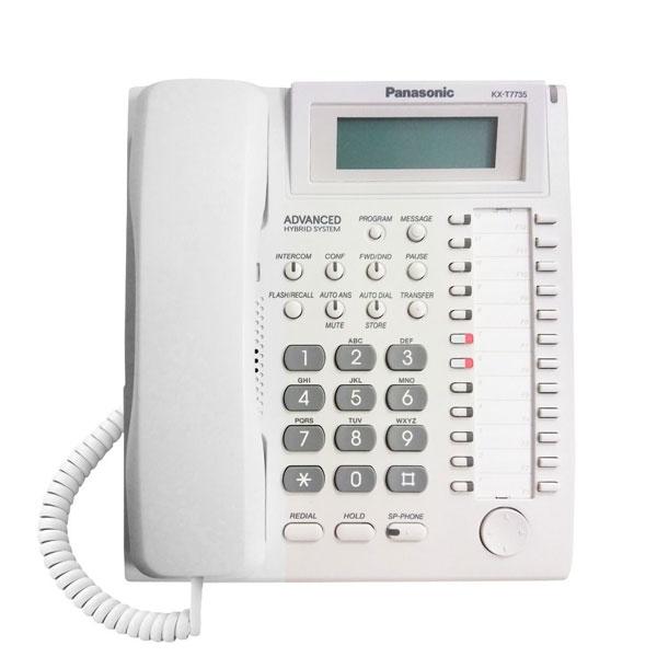 Telefon sistemski Panasonic KX-T7735