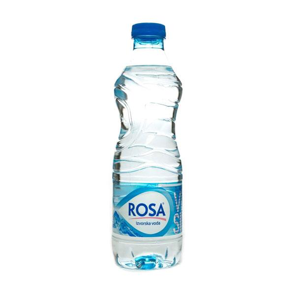 Voda ROSA negazirana 0.5L