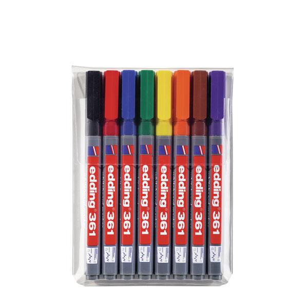 Whiteboard marker EDDING 361 1/8 1mm