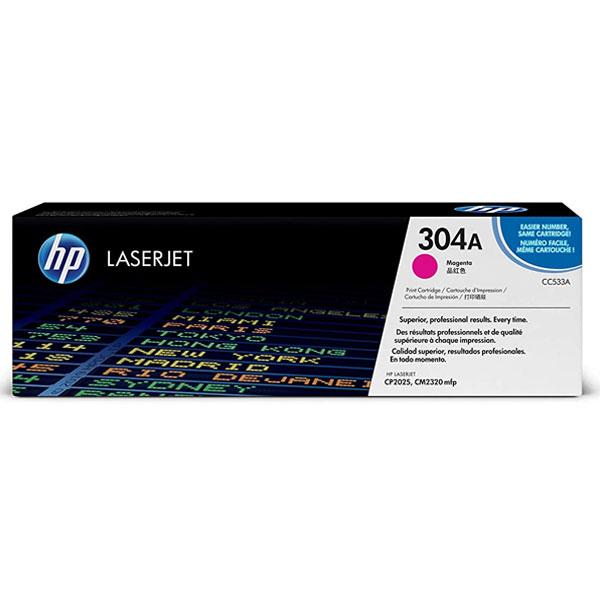 Toner HP 304A CC533A MAGENTA