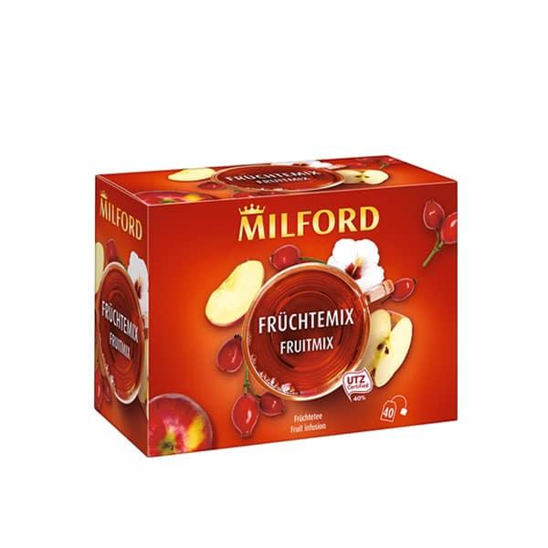 Čaj MILFORD voćni mix 40x2.25g