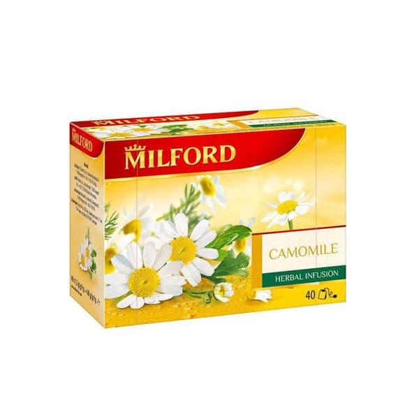 Čaj MILFORD kamilica 40x1.5g