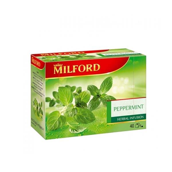 Čaj MILFORD nana 40x1.75g